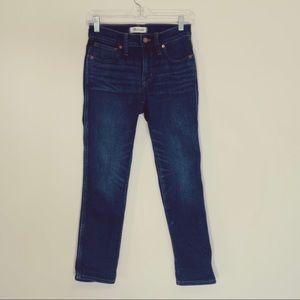 Madewell Slim Straight Denim Jeans 25P